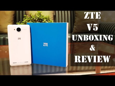 ZTE V5 Unboxing & Review: Exclusive Hands-on Features, Specs, Performance, Price etc