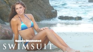 Alex Morgan: Behind The Scenes In Guana Island 2014 | Sports Illustrated Swimsuit