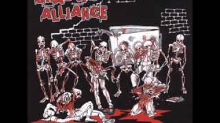 Chaotic alliance -no war but a class war