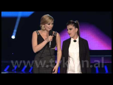 Kanita vs Aldo - Showdown - X Factor Albania 2 (Na