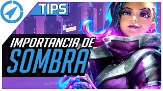 OVERWATCH - LA IMPORTANCIA DE SOMBRA - ROCKETLIVE TIPS