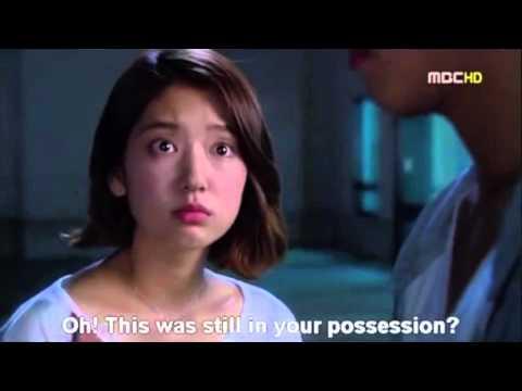 park shin hye and jung yong hwa (OST Heartstrings - My Star) (Min Hyuk)