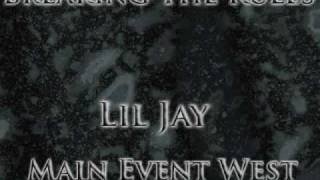 Lil Jay & Main Event West - Breaking The Rules (Beat Produced By Main Event West)