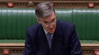 video: Europe 'sniffy' about 'British success' on Covid vaccine, says Jacob Rees-Mogg