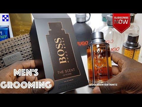 HUGO BOSS - The Scent Intense Eau de Parfum For Him (Unboxing)
