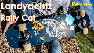 Landyachtz Rally Cat: Tiefergelegter Kurzstrecken-Cruiser und perfektes Allround-Longboard [Review]
