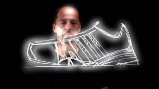 Adidas Barricade Novak Pro Men's Shoes video