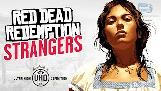Red Dead Redemption - All Strangers Missions in 4K [Xbox One X Enhanced]