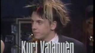 Information Society 1988 Interview Plus Performance Of Walking Away On MTV
