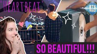 BTS 방탄소년단 'Heartbeat' MV Reaction [The Lyrics Are So Good! 😭😭]