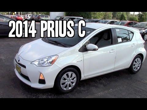 2014 Toyota Prius C Review