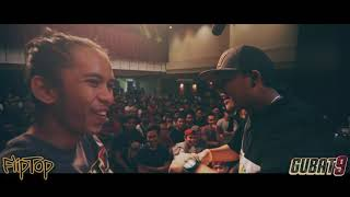 https://fliptop.com.ph FlipTop Metro Cebu presents: Gubat 9 @ CAP Center, Osmena Blvd., Metro Cebu, Cebu, Philippines. September 28, 2019. Filipino Conference Battle.   -J-BLAQUE VS MARTIN-  Subscribe Here! http://bit.ly/fliptopsub Check out our top videos! http://bit.ly/fliptopTopVideos  Website: https://fliptop.com.phFacebook: https://www.facebook.com/fliptop.battleleague Twitter: https://twitter.com/FlipTop_Battles  [Playlist Specific Hashtag] #fliptopbattles  About fliptopbattles: FlipTop Kru Corp. is a self-produced events and artist management company with its first product in the FlipTop Battle League. The FlipTop Battle League is the Philippines' first premier – and the world's most-viewed – rap battle league. It is popularly credited for the resurgence and widespread acceptance of hiphop culture in the Philippines since its inception in February 2010, and continues to champion all other hiphop elements in its variety of events and online content. It is home to the country's top Hiphop talents and houses divisions in the main island groups of Luzon, Visayas, and Mindanao. www.fliptop.com.ph  FlipTop - J-Blaque vs Martin  https://youtu.be/na6OocUIys0  fliptopbattles https://www.youtube.com/fliptopbattles
