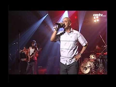 Bahiano video Hoy que no estás - CM Vivo 3/9/2008