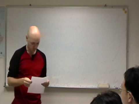 英文會話班