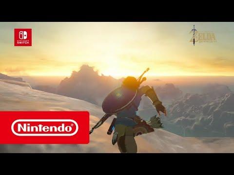The Legend of Zelda: Breath of the Wild - Spot gameplay (Nintendo Switch)