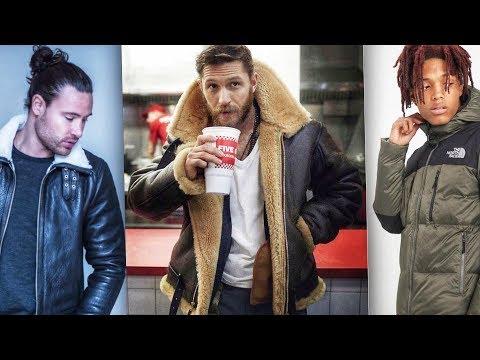 Winterjacken für Männer - Styling Tipps 2019