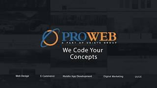 Pro Web - Video - 3