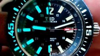 TMD Industries-PD 181 Mark 1**Full Kit Diver!!