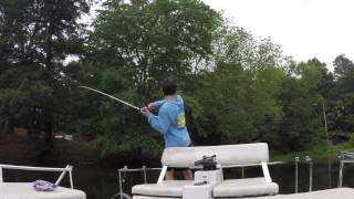 Pond Bass Fishing Edit
