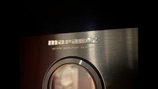 Denon Marantz Heimkino AV-Receiver/Vorstufen/Verstärker - Marktanalyse Neuheiten 2020