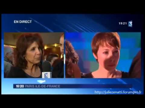 Extrait du JT de France 3 du 24 septembre 2012