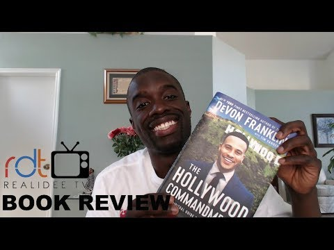 Book Worm: The Hollywood Commandments Book Review