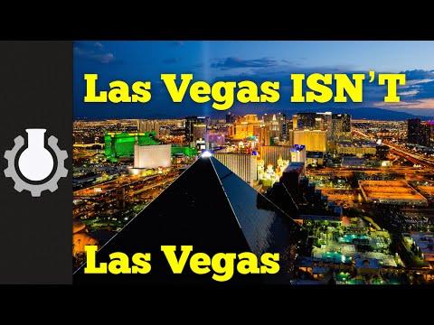 Las Vegas není Las Vegas