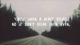 Breakeven - The Script Lyrics