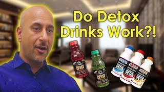 Drug detox drinks for drug tests vs other detox methods? | Beginnings Treatment