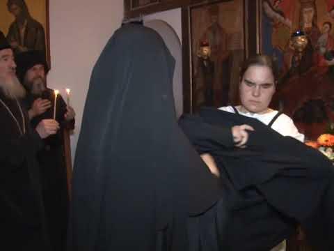 Cin monasenja u manastiru Konculj