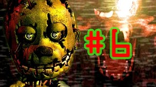 Five Nights At Freddy's 3 #6 FİNAL