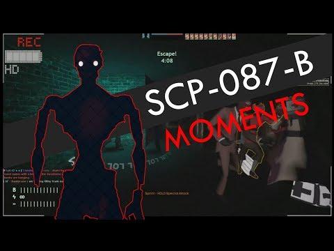 TF2 | Slender Fortress | Sisters + Raptors | SCP-087-B