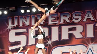 Cheer Extreme Charlotte Lady Elite SOH 2017