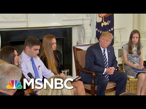 """Trump: If """"Sicko Shooter"""" Knows Teachers Are Armed, They Won't Attack 