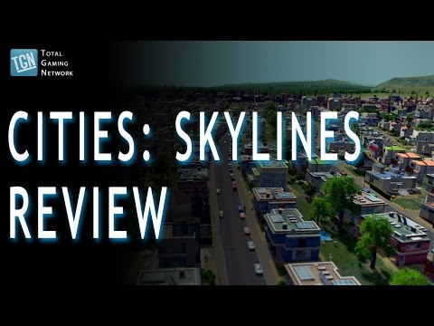 Cities: Skylines Review - TGN video thumbnail