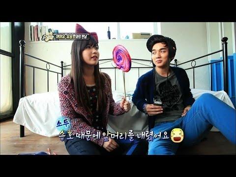 【TVPP】IU - Interview with Yoo Seung-Ho, 아이유 - 유승호와 인터뷰 @ Section TV