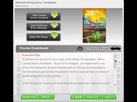 alberta learners license book