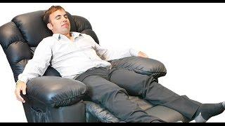 How a LA-Z-BOY recliner is made! - BRANDMADE.TV