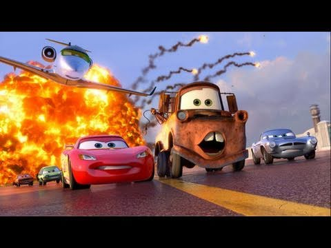 Trailer film Cars 2