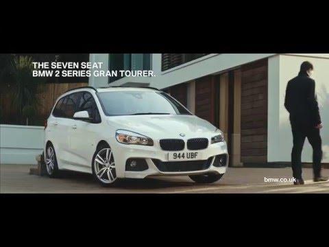 Bmw  2 Series F46 Минивен класса M - рекламное видео 2