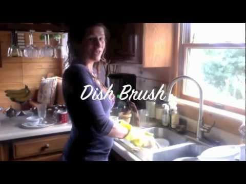 """Dish Brush"" Cherylann Hawk"