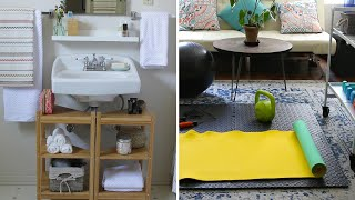 6 Ways To Utilize Small Space