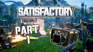 Hope You Like This Stream Because It's Ryan Playing Satisfactory! - Recorded April 2, 2019
