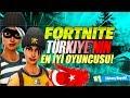 Download Video TÜRKİYENİN EN İYİ OYUNCUSU fnatic Motor ile DUO !! *1500+win* - FORTNITE