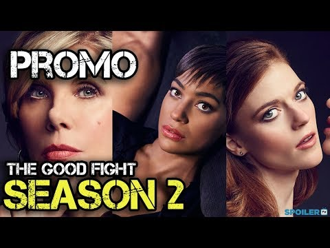 The Good Fight Season 2 Promo 'This Season'