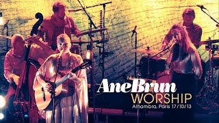 Ane Brun ft. Nina Kinert - Worship - live at l'Alhambra Paris