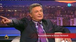 Скандалът с неизлъченото предаване на Милен Цветков влезе в Господари на ефира