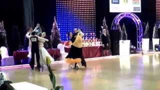 WA Bartek  - Madzia, Paweł - Iga GD Dance Show 2014