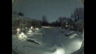 Когда выпало много снега в США, как там чистят - Видео онлайн
