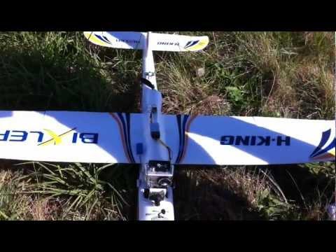 nova-osd-with-rth-ground-video-fpv-flight--hobby-king-bixler-rc-glider-update